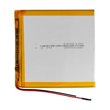Аккумулятор для планшета 2.9*96*100 мм, (3500 mAh) - ukr-mobil.com