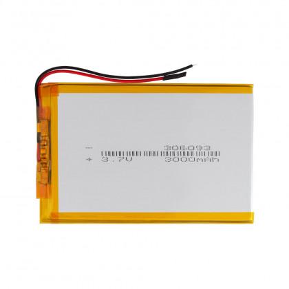 Аккумулятор для планшета 3.0*60*93 мм, (3000 mAh) - ukr-mobil.com