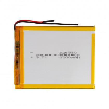 Аккумулятор для планшета 3.2*65*80 мм, (3500 mAh) - ukr-mobil.com