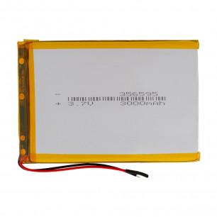 Аккумулятор для планшета 3.5*65*95 мм, (3000 mAh)