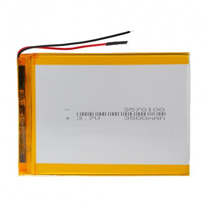 Аккумулятор для планшета 3.5*70*100 мм, (3500 mAh) - ukr-mobil.com