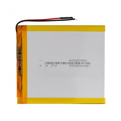 Аккумулятор для планшета 4.0*80*90 мм, (3500 mAh) - ukr-mobil.com