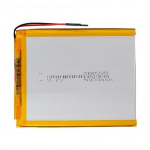 Аккумулятор для планшета 5.0*80*95 мм, (5000 mAh)