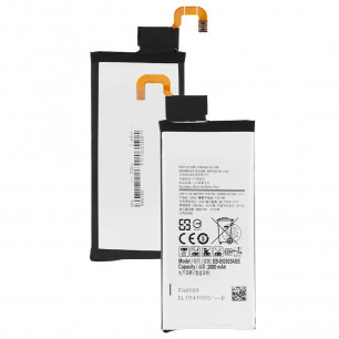 Аккумулятор Samsung G925 Galaxy S6 Edge, EB-BG925ABE, (2600 mAh), Original PRC
