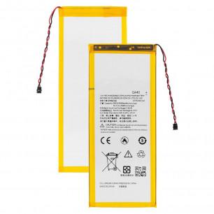 Аккумулятор Motorola XT1640 Moto G4 Plus, XT1641 Moto G4 Plus, XT1642 Moto G4 Plus, XT1643 Moto G4 Plus, GA40, (3000mAh), Original PRC