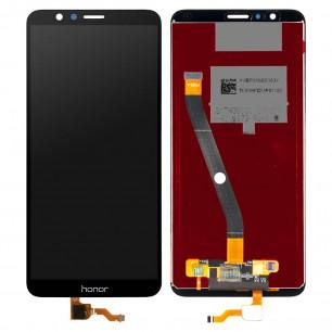 Дисплей Huawei Honor 7X (BND-L21, L22, AL10, L31) с тачскрином, Black