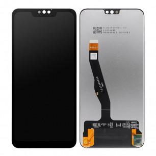 Дисплей Huawei Honor 8X (JSN-L21, JSN-AL00), View 10 Lite, с тачскрином, High Copy, Black