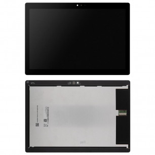 Дисплей Lenovo Tab M10 TB-X605, с тачскрином, Original, Black