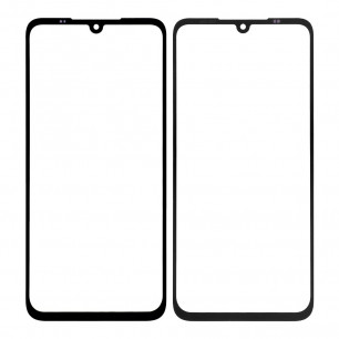 Стекло дисплея LG G8x ThinQ G850, Black