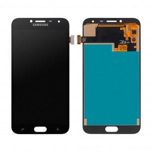 Дисплей Samsung J400 Galaxy J4 2018, с тачскрином, INCELL, Black