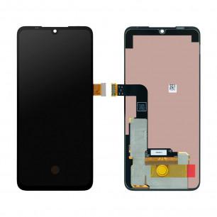 Дисплей LG G8x ThinQ G850, с тачскрином, Original PRC, Black