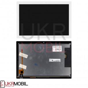 Дисплей Lenovo Tab 4 10 TB-X304L, с тачскрином, White
