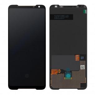 Дисплей Asus ROG Phone 2 ZS660KL, с тачскрином, Original PRC, Black