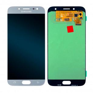 Дисплей Samsung J730 Galaxy J7 2017, с тачскрином, OLED, Blue