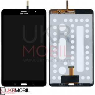 Дисплей Samsung T321 Galaxy Tab Pro 8.4 3G, T325 Galaxy Tab Pro 8.4 LTE, с тачскрином, Original PRC, Black