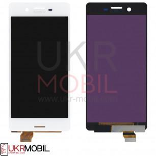 Дисплей Sony F5121 Xperia X, F5122 Xperia X Dual, F8131 Xperia X Performance, F8132 Xperia X Performance Dual, с тачскрином, White