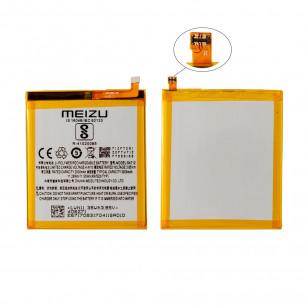 Аккумулятор Meizu M6s M712h (BA712), M5s M612h (BA612) (3000 mAh)