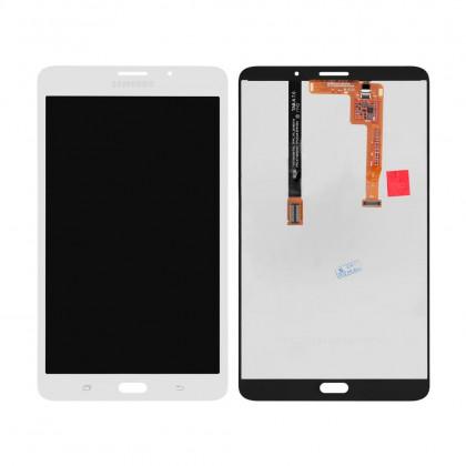 Дисплей Samsung T285 Galaxy Tab A 7.0 LTE, с тачскрином, Original PRC, White - ukr-mobil.com