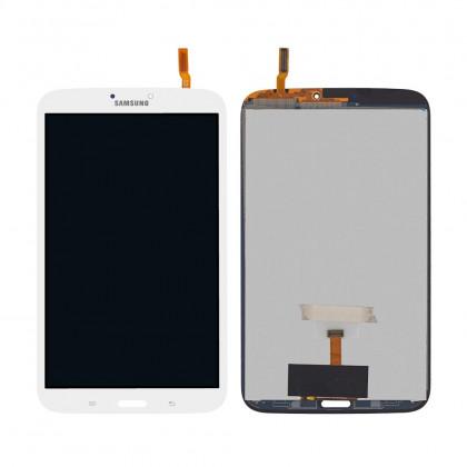 Дисплей Samsung T310 Galaxy Tab 3 8.0, T3100, T311, T3110, T315 LTE,  (версия WiFi), с тачскрином, White, фото № 1 - ukr-mobil.com