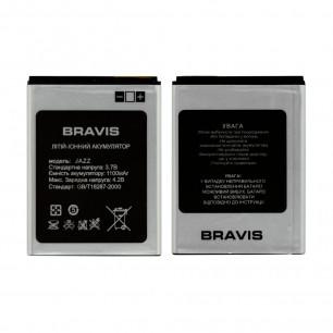 Акумулятор Bravis Jazz (1100mAh)