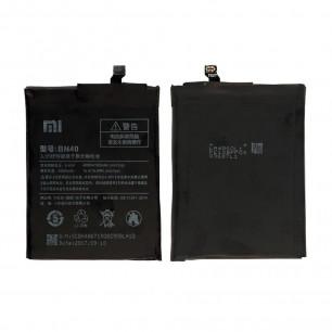 Аккумулятор Xiaomi Redmi 4 Pro, Redmi 4 Prime, BN40, (4100 mAh)