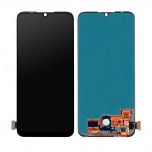 Дисплей Xiaomi CC9e, Mi A3, с тачскрином, Original, Black