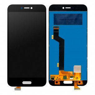 Дисплей Xiaomi Mi5c, с тачскрином, Black