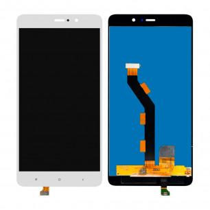Дисплей Xiaomi Mi5s Plus, с тачскрином, White
