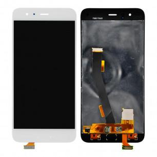 Дисплей Xiaomi Mi6, с тачскрином, White