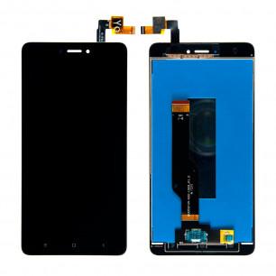 Дисплей Xiaomi Redmi Note 4x, с тачскрином, High Copy, Black