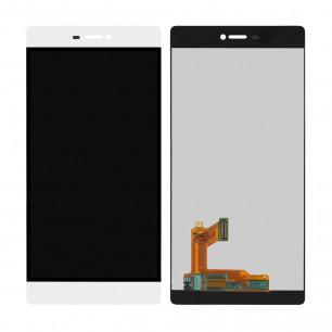 Дисплей Huawei Ascend P8 (GRA-L09), с тачскрином, White