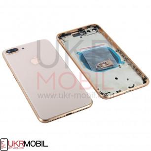 Корпус Apple iPhone 8 Plus, в сборе, Original PRC, Gold