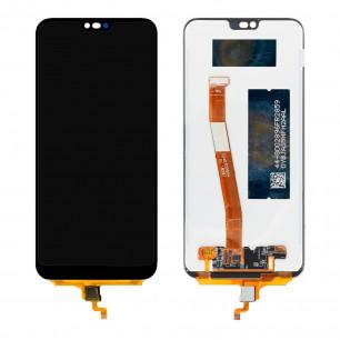 Дисплей Huawei Honor 10 (COL-AL10, COL-L29, COL-L19), с тачскрином, Black