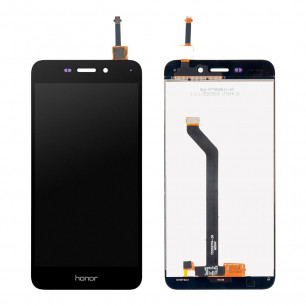 Дисплей Huawei Honor 6C Pro, Honor V9 Play (JMM-AL00, JMM-AL10, JMM-TL00, JMM-TL10), с тачскрином, Black