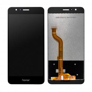 Дисплей Huawei Honor 8 (FRD-L09, FRD-L19), с тачскрином, Black