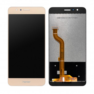 Дисплей Huawei Honor 8 (FRD-L09, FRD-L19), с тачскрином, Gold
