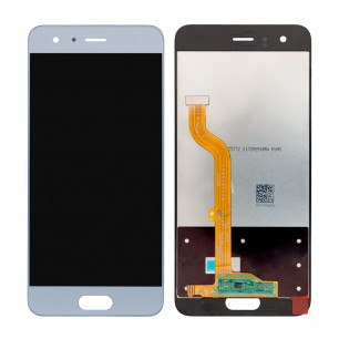 Дисплей Huawei Honor 9 (STF-L09, STF-L19, STF-AL10, STF-AL00, STF-TL10), с тачскрином, Glacier Grey