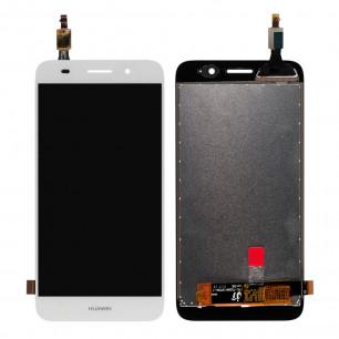 Дисплей Huawei Y3 2017 (CRO-U00), Y5 Lite 2017 (CRO-L22, CRO-L02) с тачскрином, White