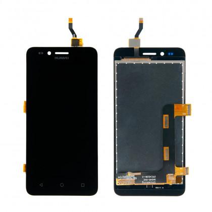 Дисплей Huawei Y3 II 3G (LUA-U03, U22, U23, L03, L13, L23), с тачскрином, Black - ukr-mobil.com