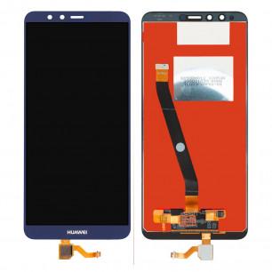 Дисплей Huawei Y9 2018 (FLA-LX1, FLA-LX3), Enjoy 8 Plus, с тачскрином, Blue