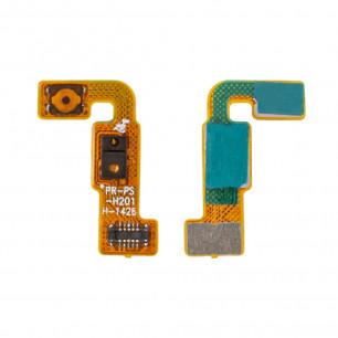 Шлейф Lenovo P780 с кнопкой включения, датчиком приближения, High Copy