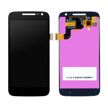 Дисплей Motorola XT1600, XT1601, XT1602, XT1603, XT1607, XT1609 Moto G4 Play, с тачскрином, Original, Black - ukr-mobil.com