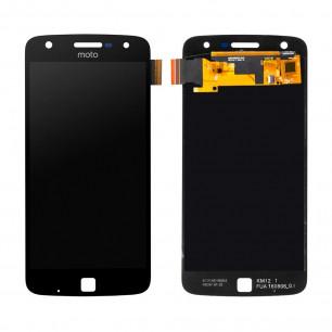 Дисплей Motorola XT1635-02 Moto Z Play, с тачскрином, OLED, Black