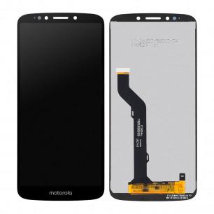 Дисплей Motorola XT1924 Moto E5 Plus, с тачскрином, High Copy, Black