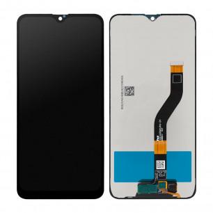 Дисплей Samsung A107 Galaxy A10s, с тачскрином, Original PRC, Black