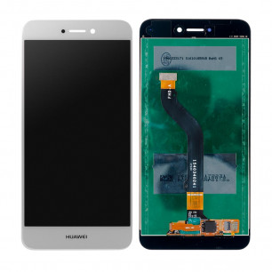 Дисплей Huawei GR3 2017, Honor 8 Lite, Nova Lite 2016, P8 Lite 2017 (PRA-LA1, PRA-LX2, PRA-LX1, PRA-L21, PRA-L11, PRA-LX3), с тачскрином,  White