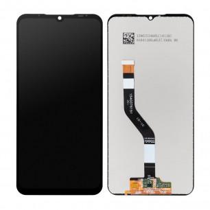 Дисплей Meizu M9 Note, Note 9 M923H, с тачскрином, High Copy, Black