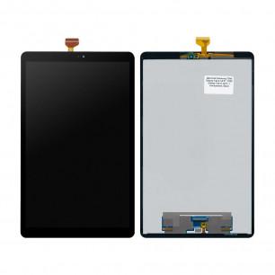 Дисплей Samsung T590 Galaxy Tab A 10.5 Wi-Fi, T595 Galaxy Tab A 10.5 LTE, с тачскрином, Original, Black