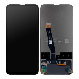 Дисплей Huawei P Smart Z, P Smart Pro, Y9 Prime 2019, Y9S, Honor 9X (STK-LX1, STK-L21, STK-L22), с тачскрином, High Copy, Black