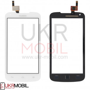 Сенсор (тачскрин) Huawei Ascend Y520 U22, White